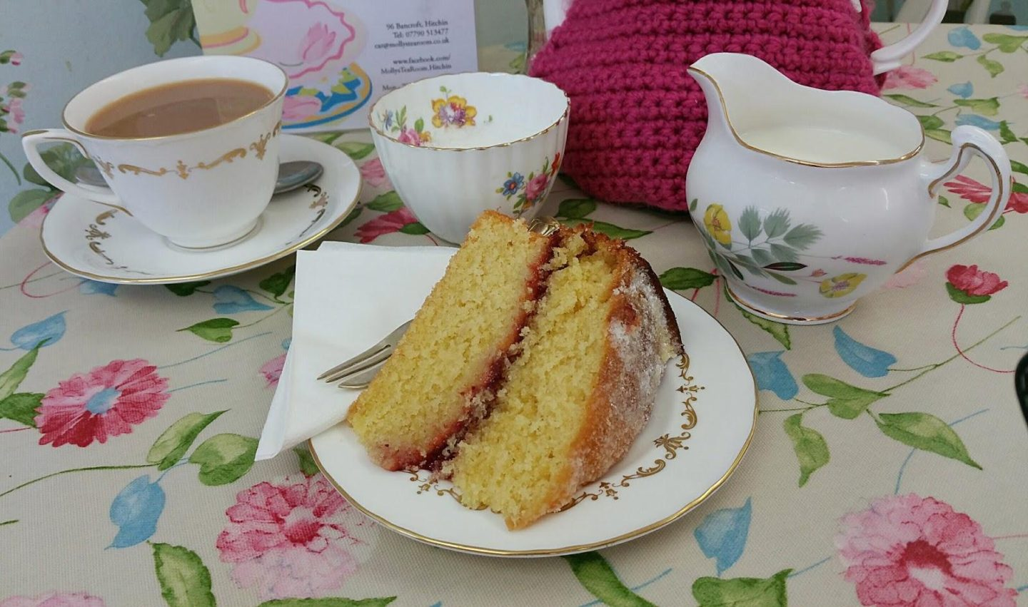 Tea and Cake at Molly's