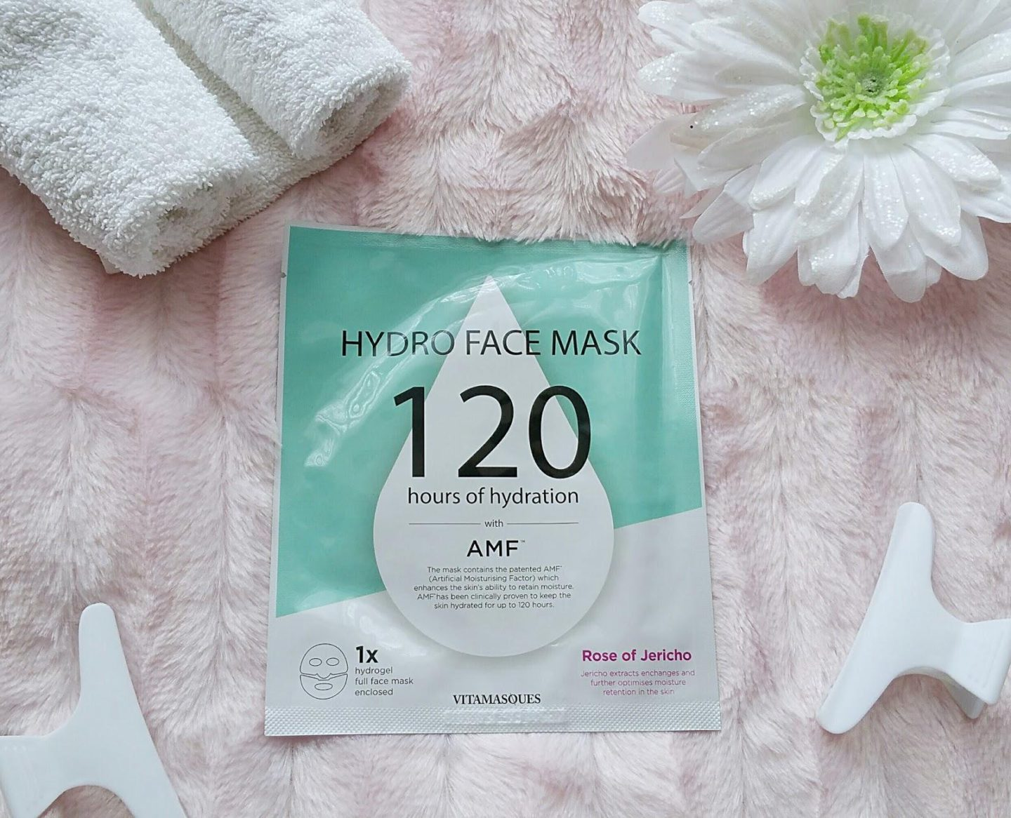 Hydro Face Mask by Vitamasques