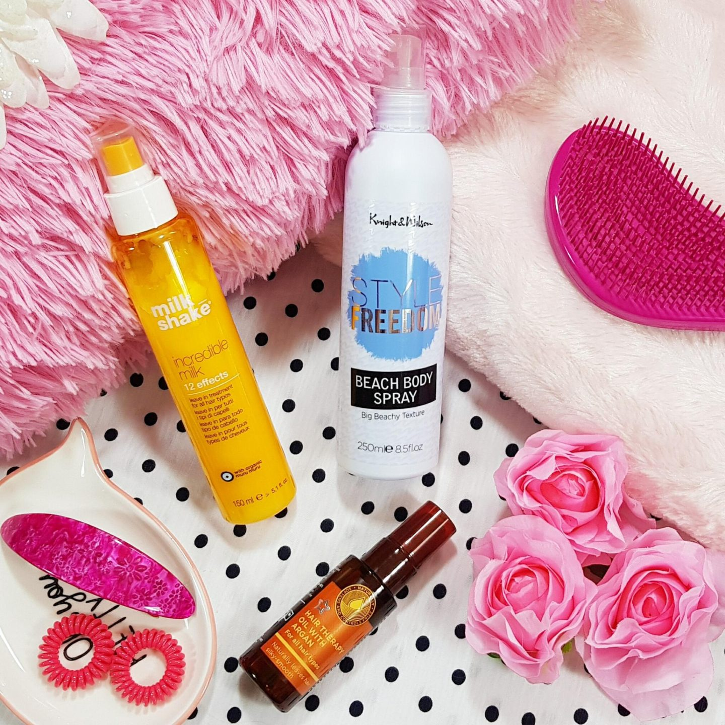 My Top 3 Hair Care Essentials