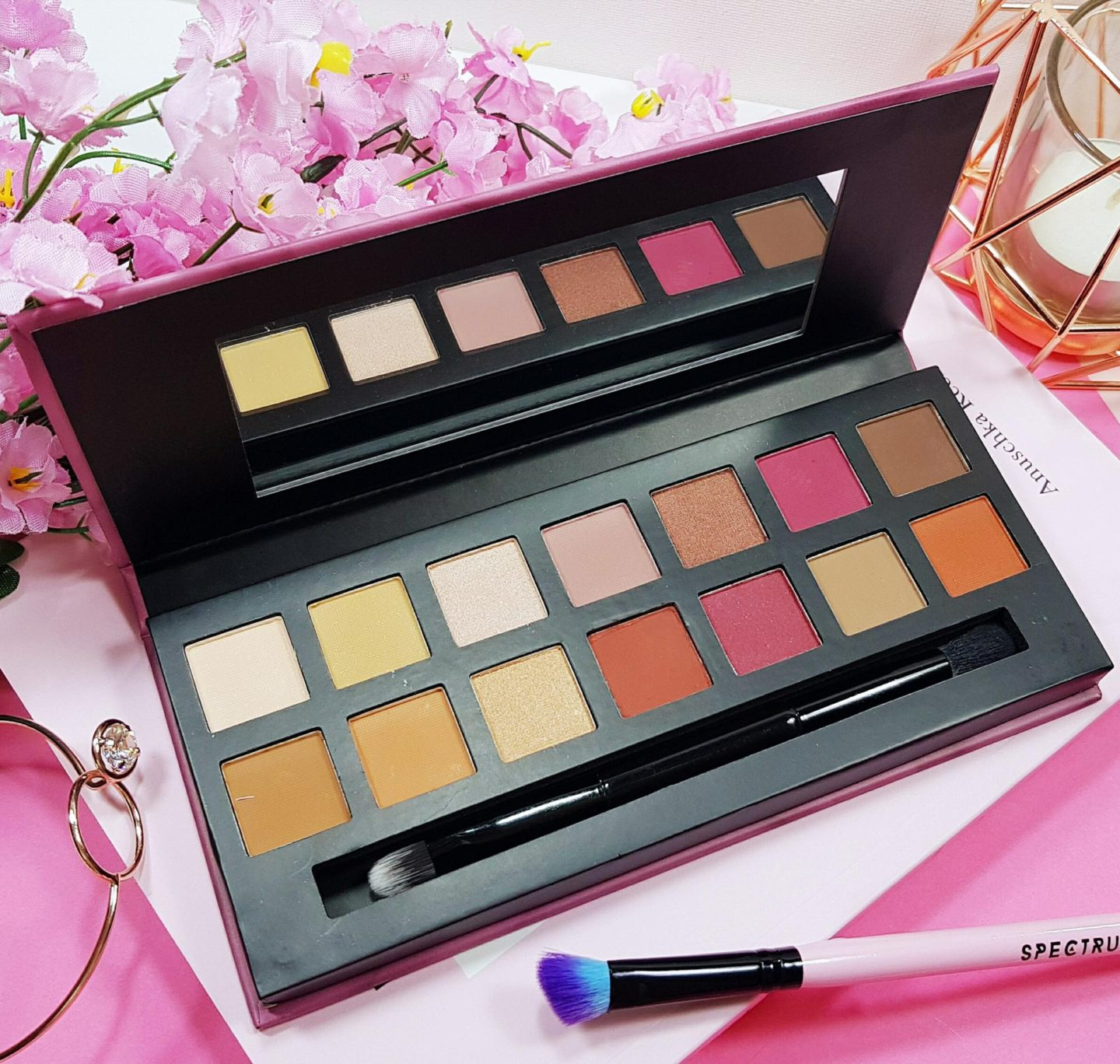 W7 Eyeshadow Palette Delicious