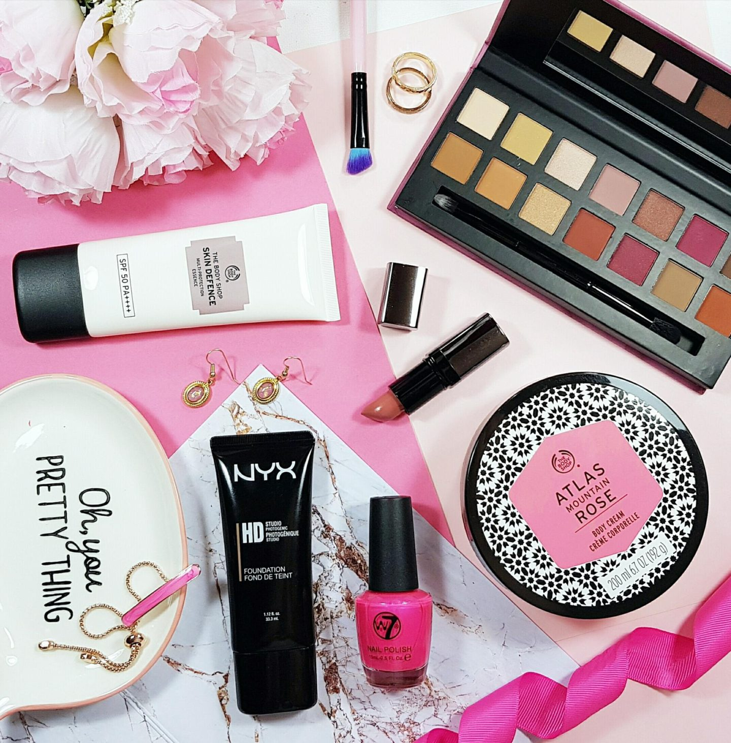 Beauty and makeup products I've loved using this month