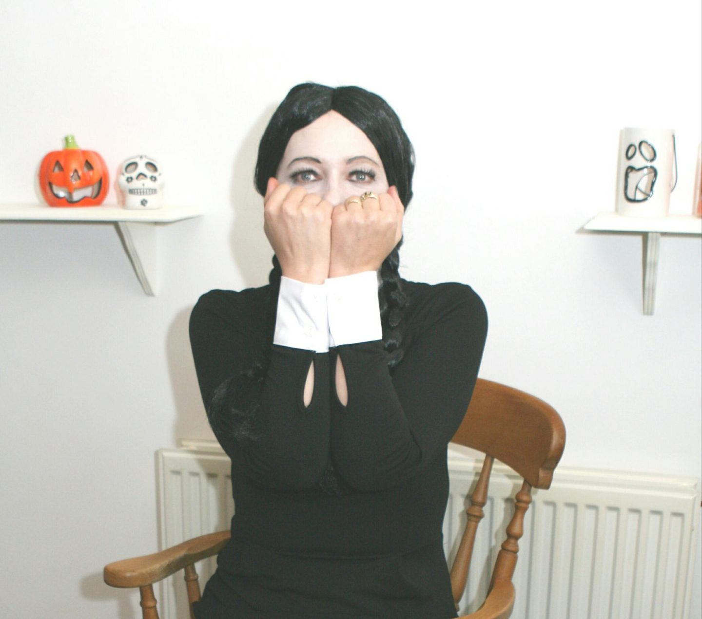Wednesday Addams Fancy Dress