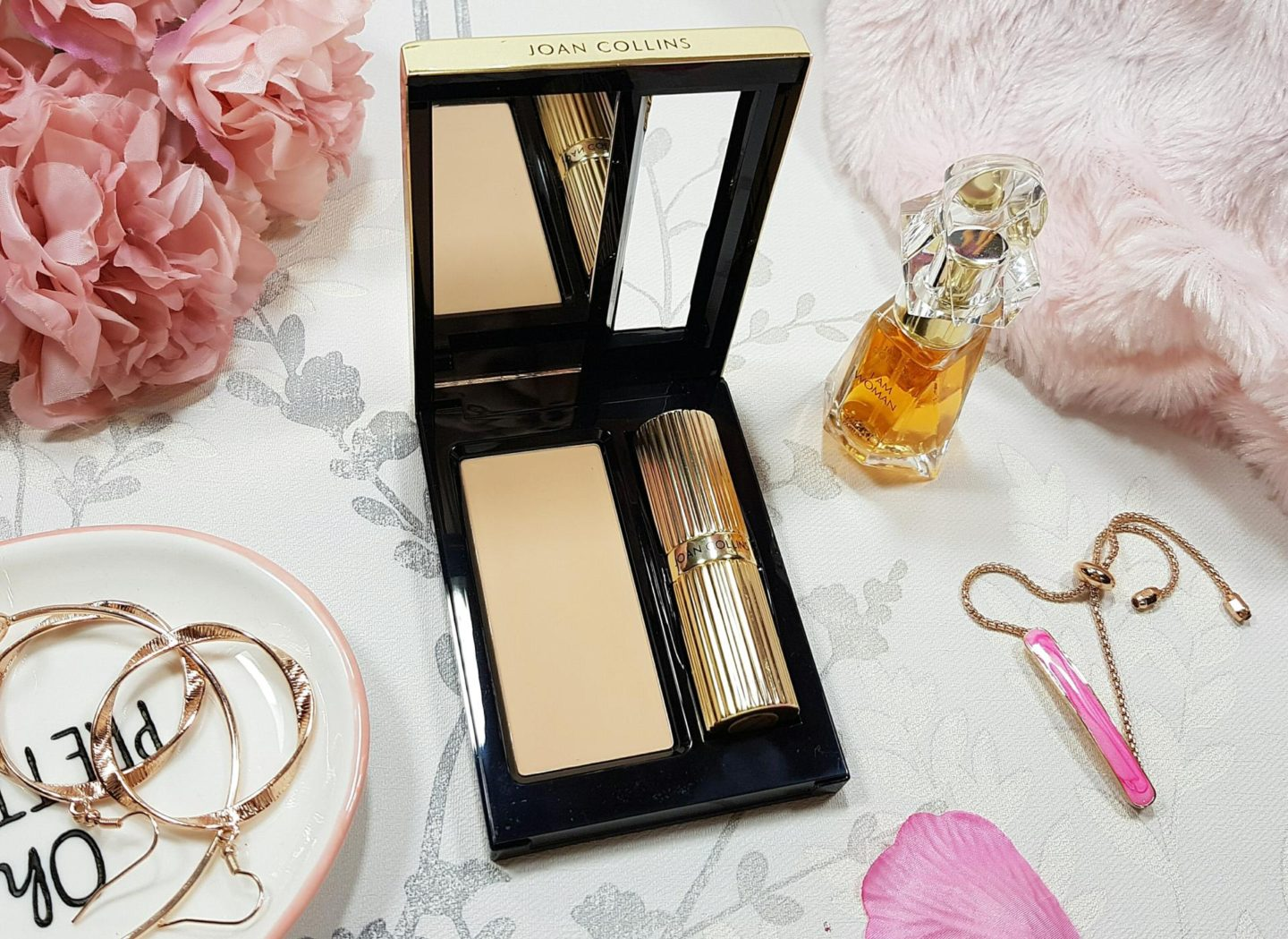 Joan Collins Timeless Beauty Makeup and Fragrance