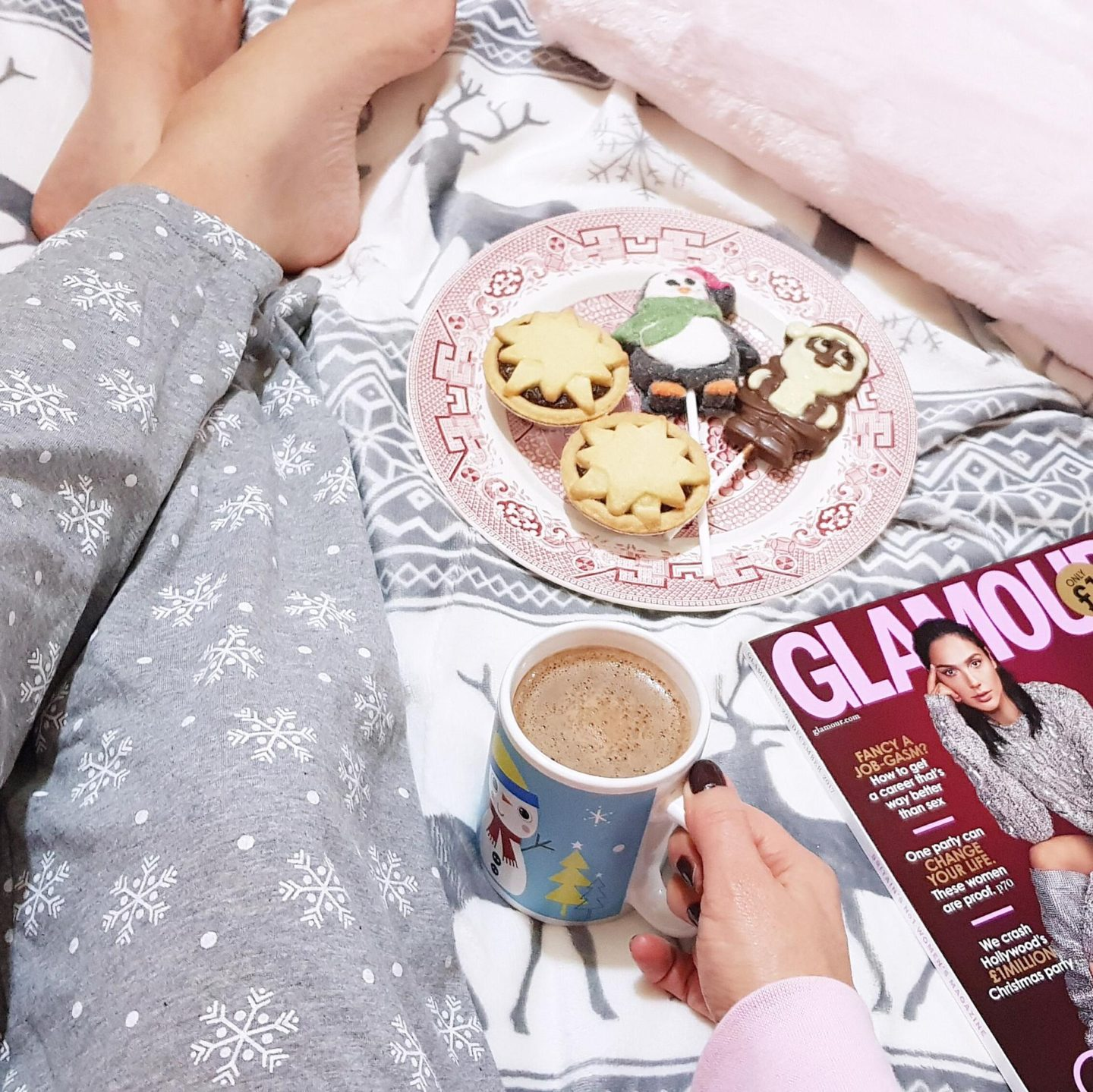 Christmas Pyjamas and Bedding