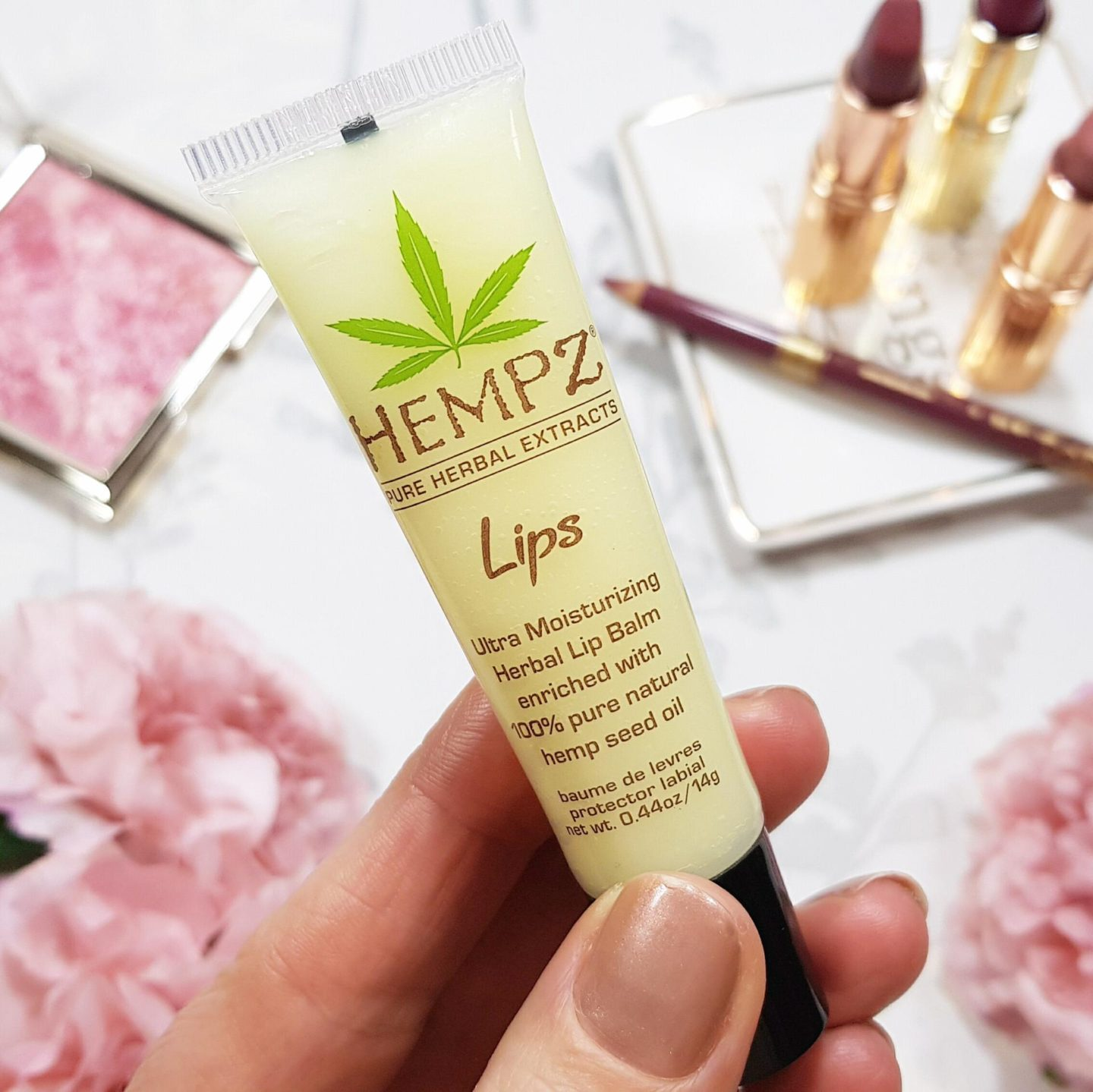 Hempz Beauty Herbal Lip Balm