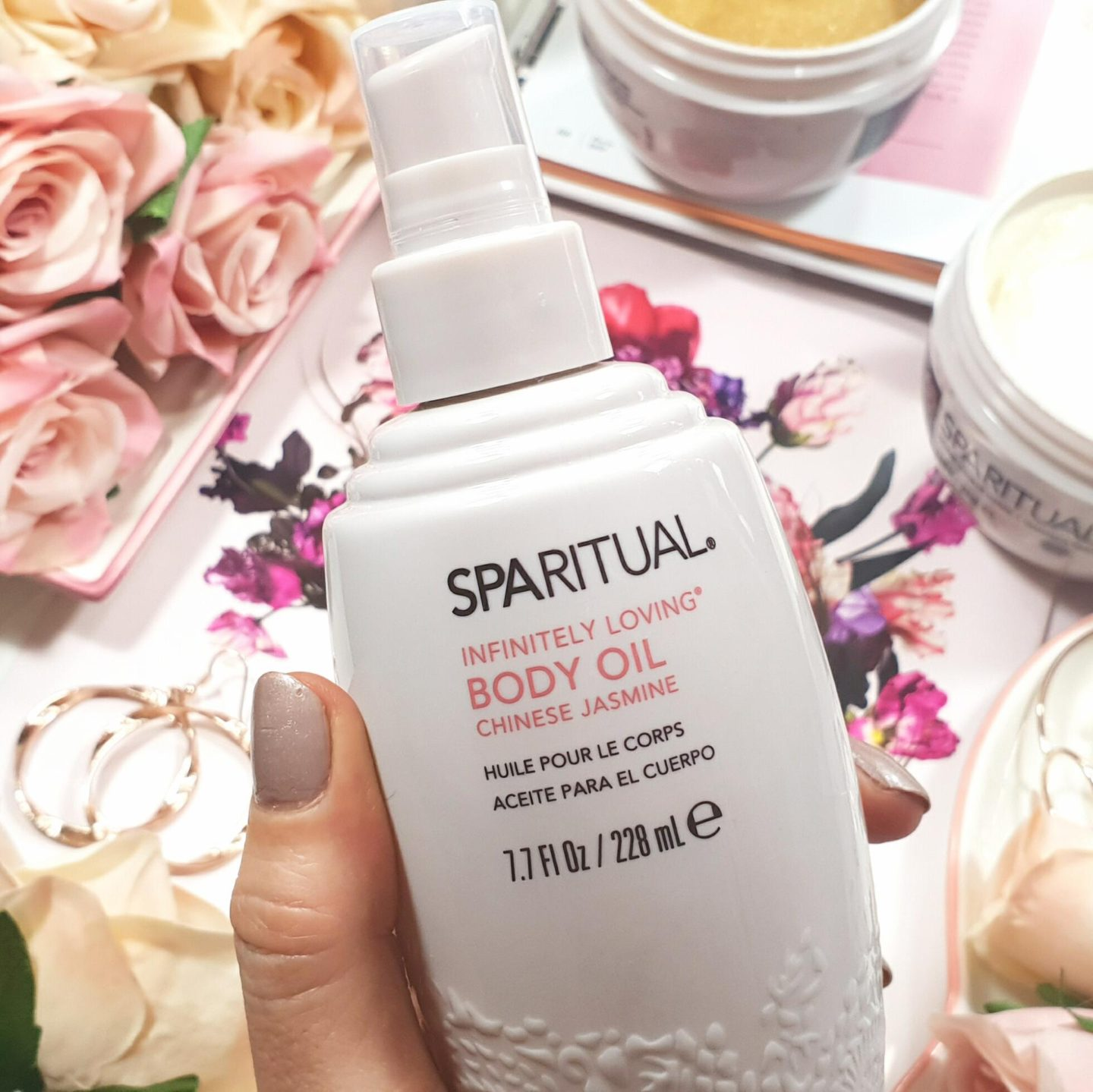 SapRitual Body Oil