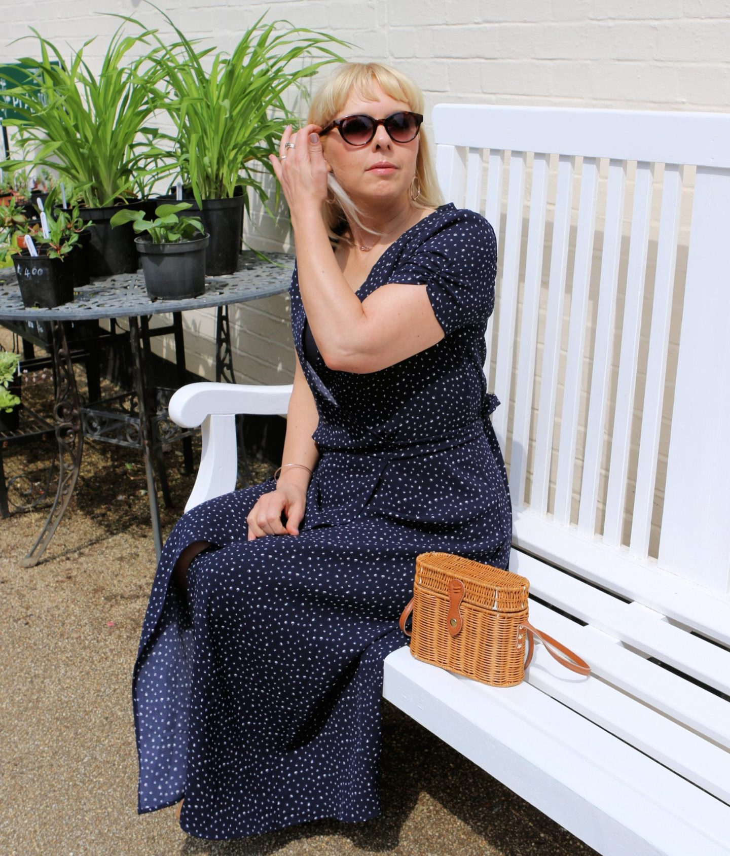 Styling A Maxi Dress For Summer