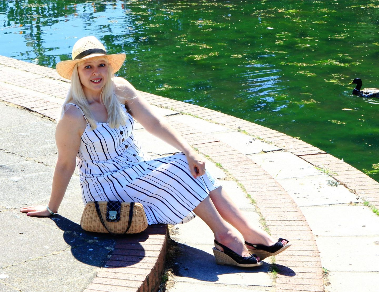 Styling A Summer Slip Dress