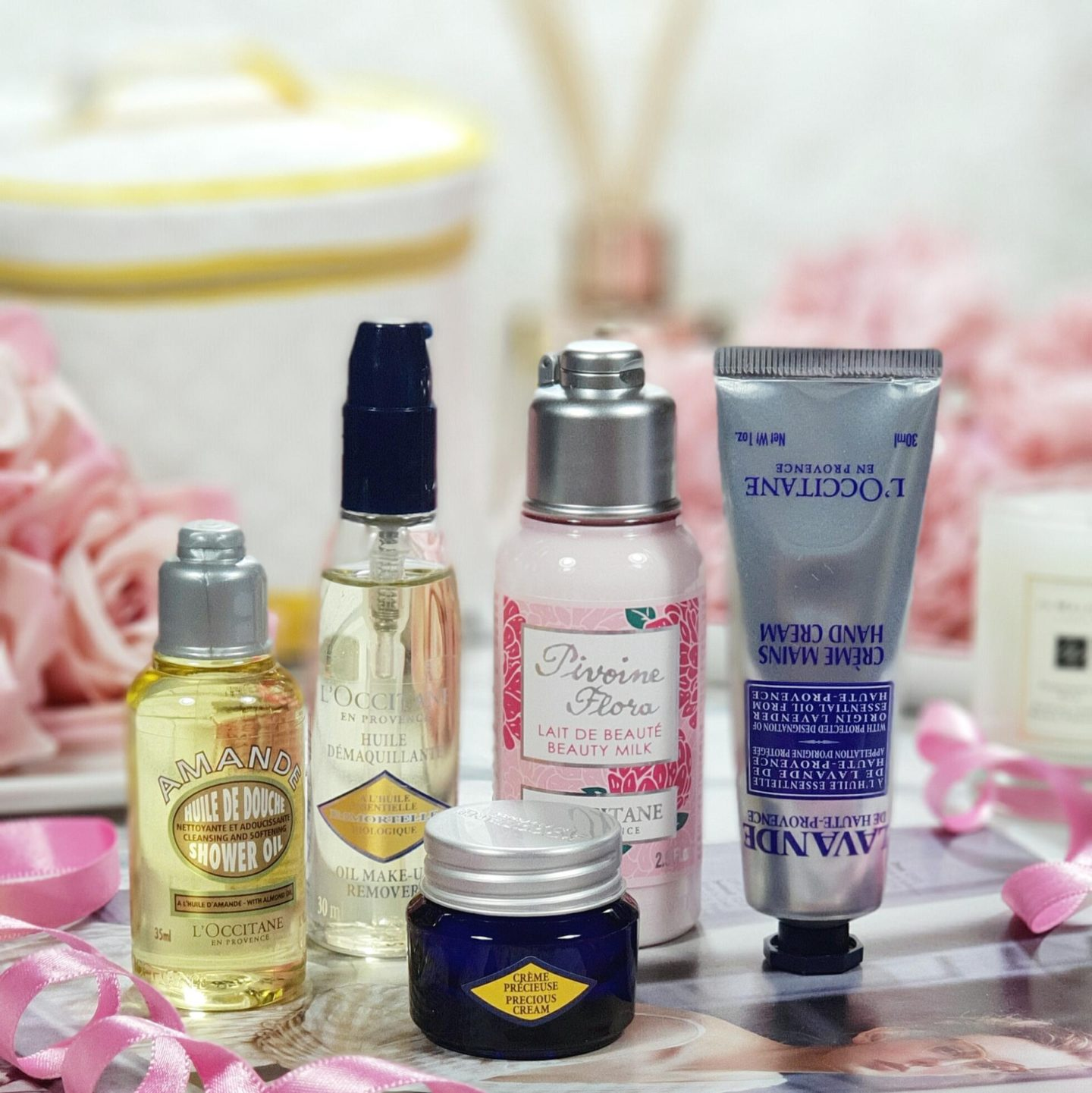 Fashion Mumblr X L'Occitane