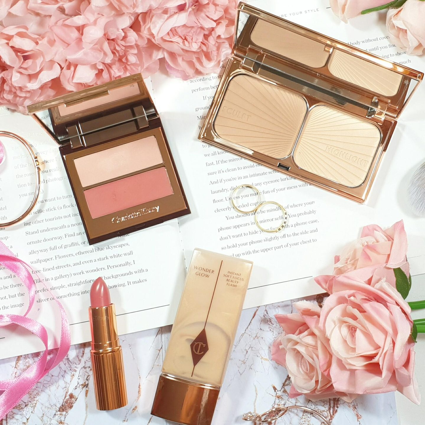 Keeping A Summer Glow With Charlotte Tilbury