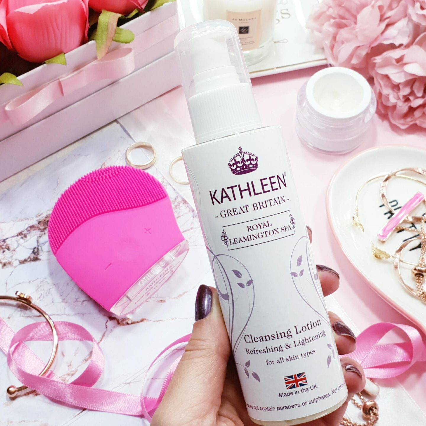 Kathleen Refreshing Cleansing Lotion